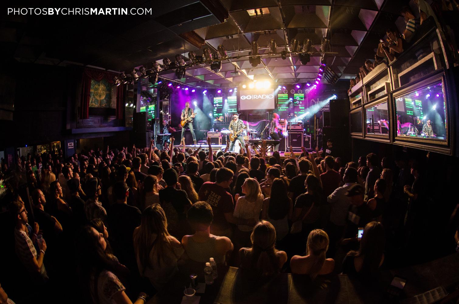8 Go Radio Live Concert Culture Room Fort Lauderdale